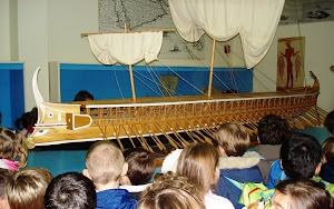 Επίσκεψη στο Ναυτικό Μουσείο