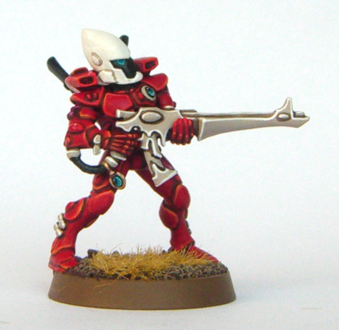 Field Report: Eldar Guardian Tutorial