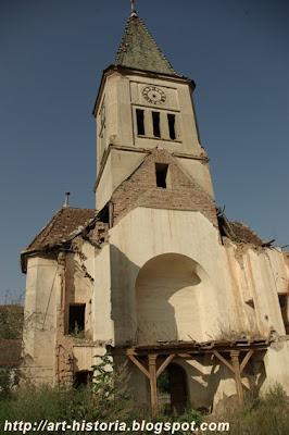 Biserica din Viile Tecii