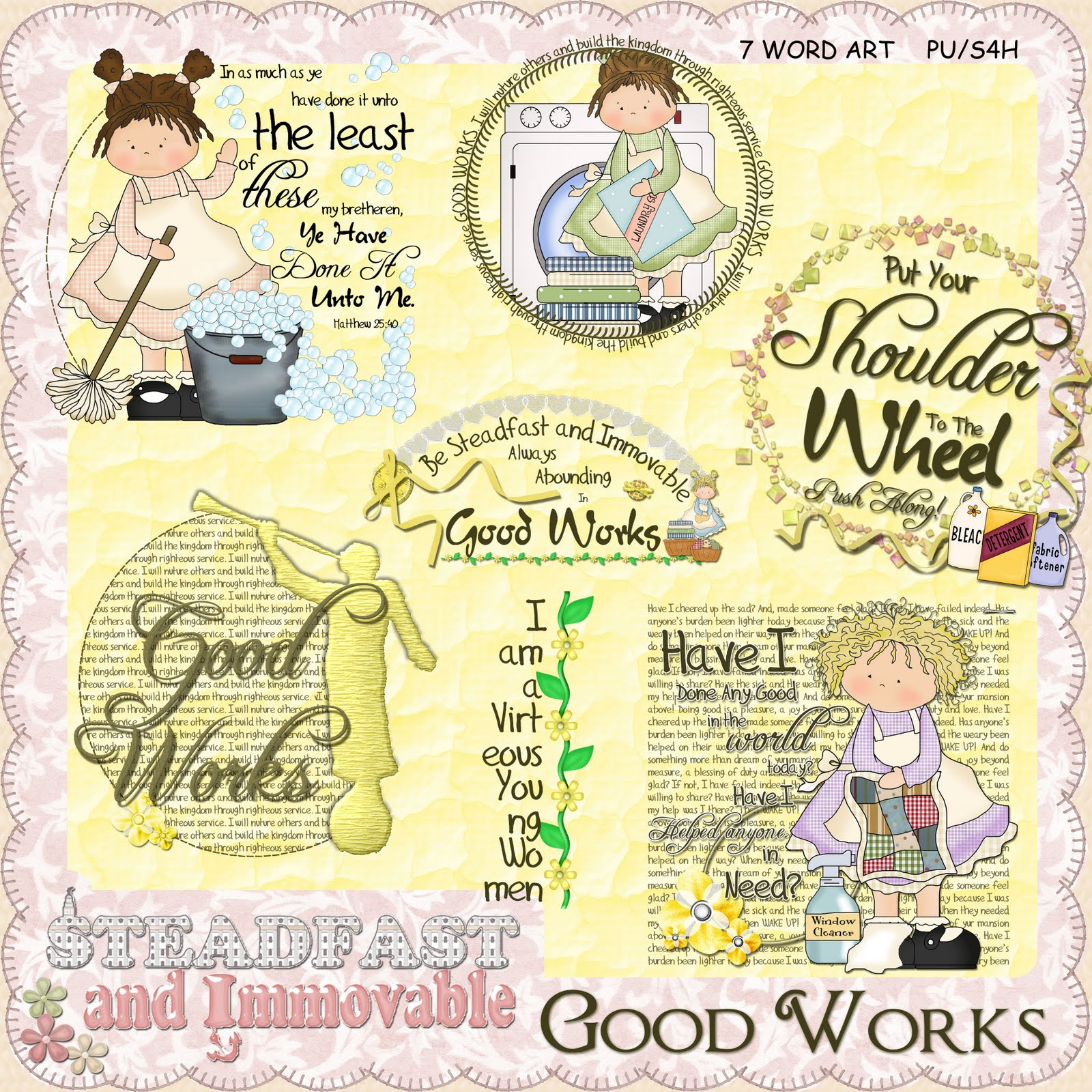 Good Morning Monday Images Good works bb page 9 freebie!
