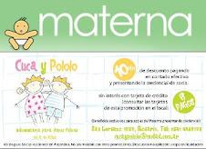 Beneficios Socias Materna
