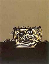 El perro de Goya - Antonio Saura (II)