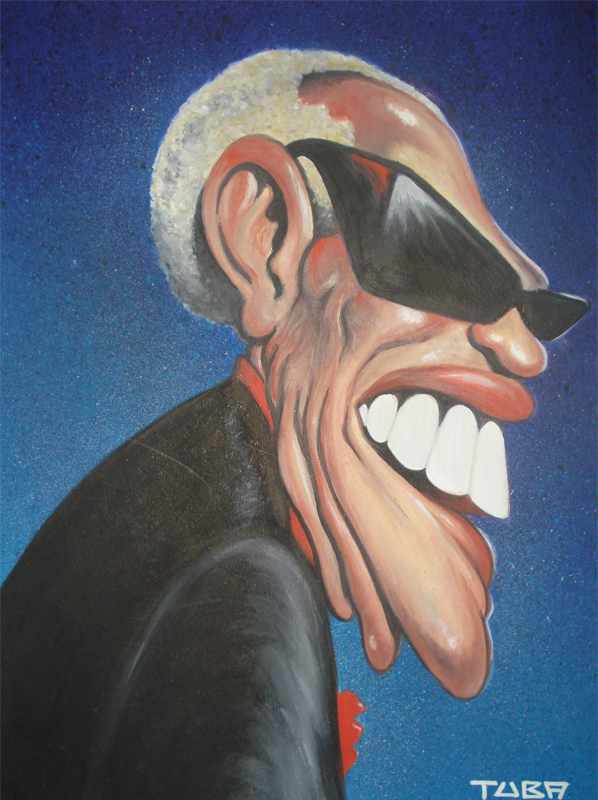 Ray Charles - Wallpapers