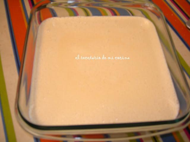 Tarta Inés