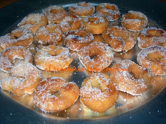 rosquillas de manteca