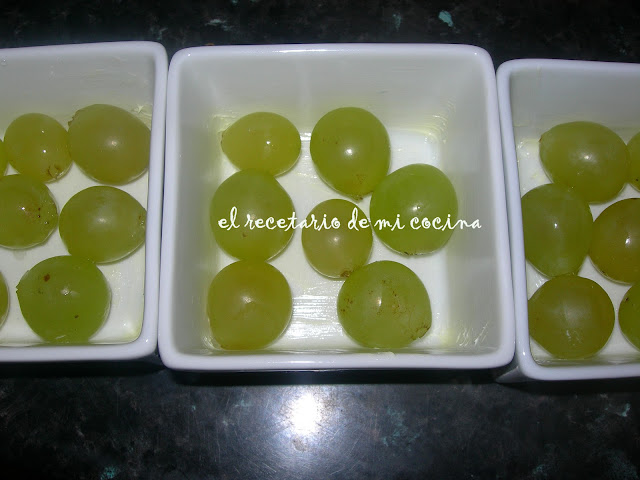 clafoutis de uva