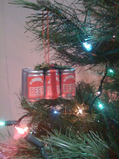 6-pack ornament