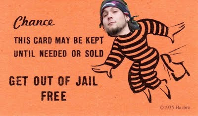 The Boy - Get Out of Jail Free card