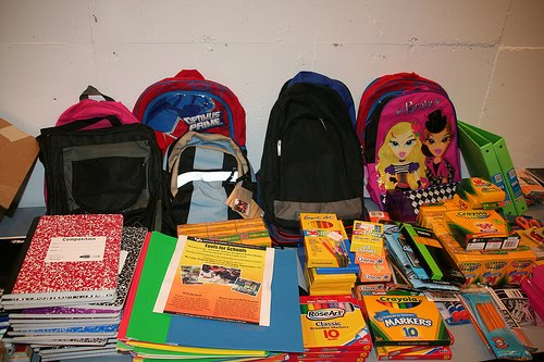 Super Kids @ Christo Rey need school supplies