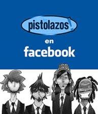 Los Pistolazos en facebook!