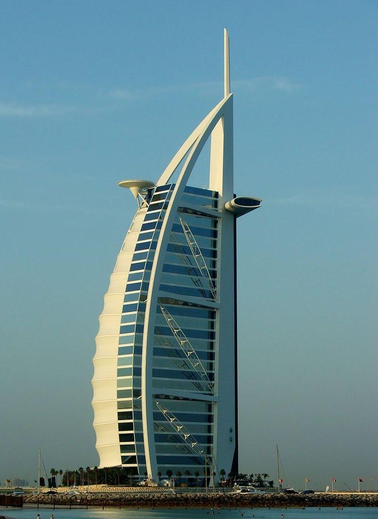Natures burj al arab hotel in dubai for Dubai best hotel name
