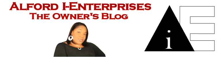 Alford I-Enterprises: The Owner's Blog