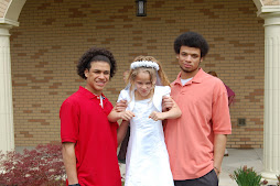 Mixed Race Siblings