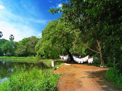 gauripada lake road