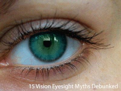 Vision Eyesight Myths