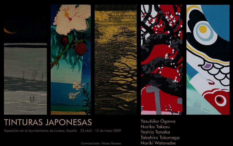 tinturas japonesas