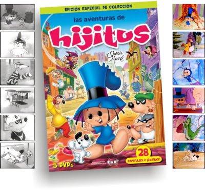Hijitus en DVD