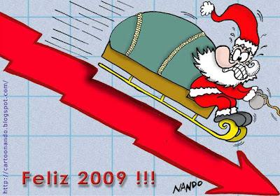 Tarjeta Feliz 2009 !!! por Nando