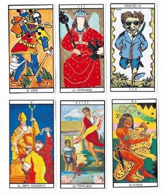 Arcanos Argentinos: Tarot de Artistas