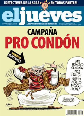 El Jueves - Campaña Pro Condon