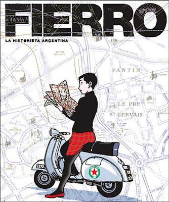 Revista Fierro - Enero 2009