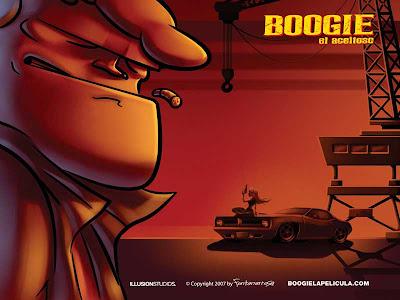 Boogie el Aceitoso - La Pelicula