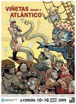 cartel Viñetas Atlántico