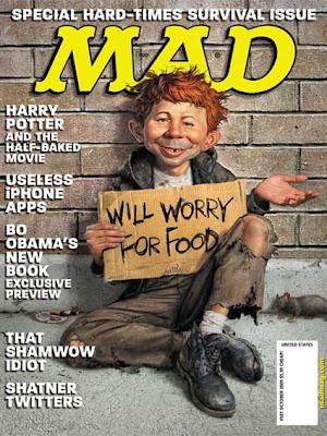 Revista MAD #501