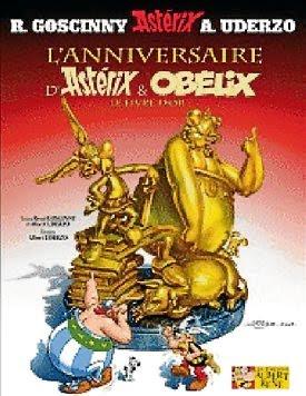 el nuevo libro de las aventuras de Astérix
