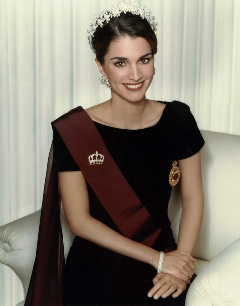 World's Most Beautiful Women: Queen Rania