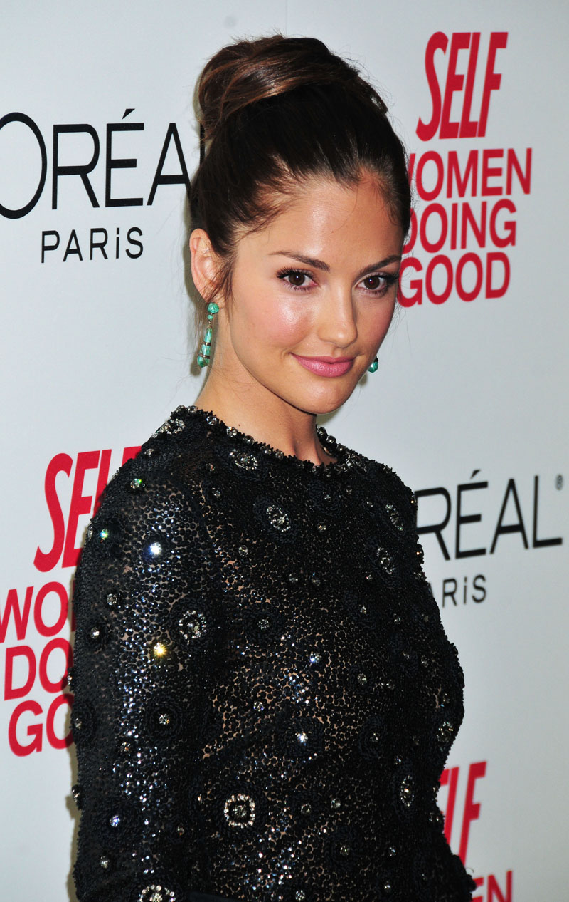 World's Most Beautiful Women: Minka Kelly