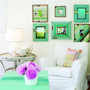Eye spy design beach cottage style for Modern beach cottage decor