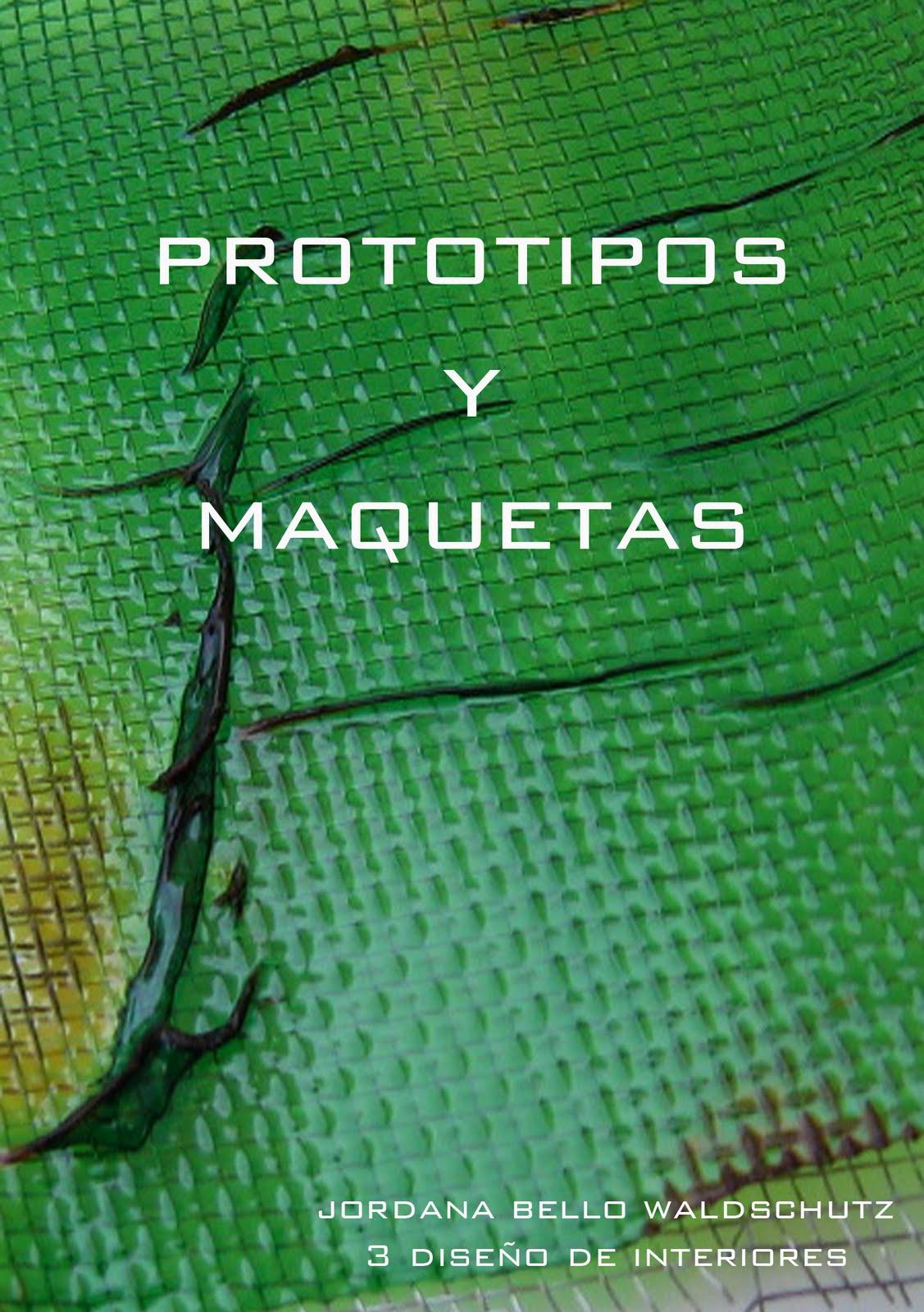 Dise o prototipos y maquetas - Maquetas y prototipos ...