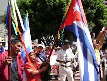 Honduras con el ALBA