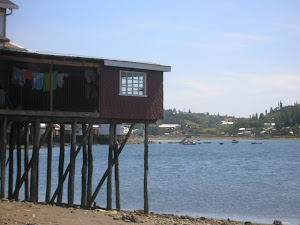 Palafito -Chiloé