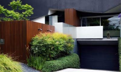 Modern Architecture Garden