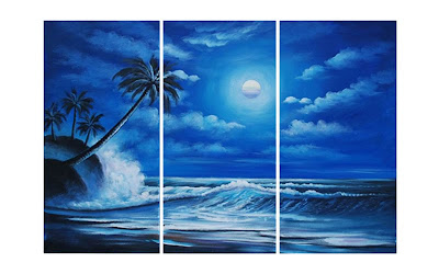 Wall Decorating Canvas Oil Painting