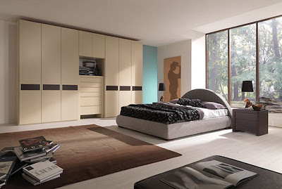 Contemporary Bedroom Interior Design
