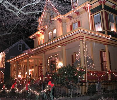 Ideas for Outdoor Christmas Decorating