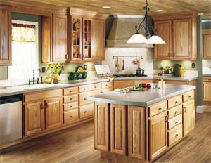 Modern Kitchen Design Country Style