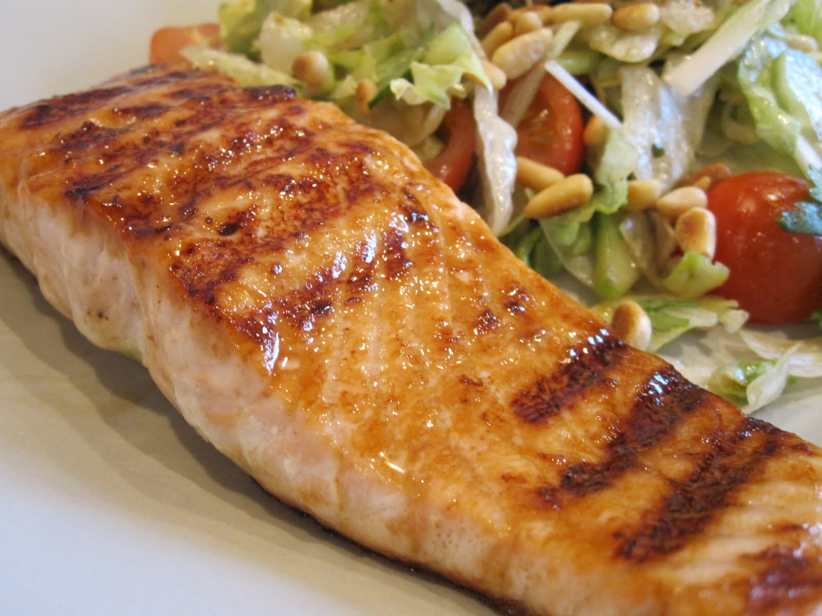 Food devil how to cook a salmon steak to perfection for How to cook salmon fish