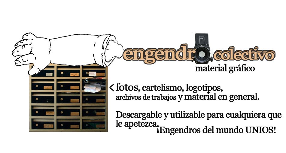 material grafico engendril