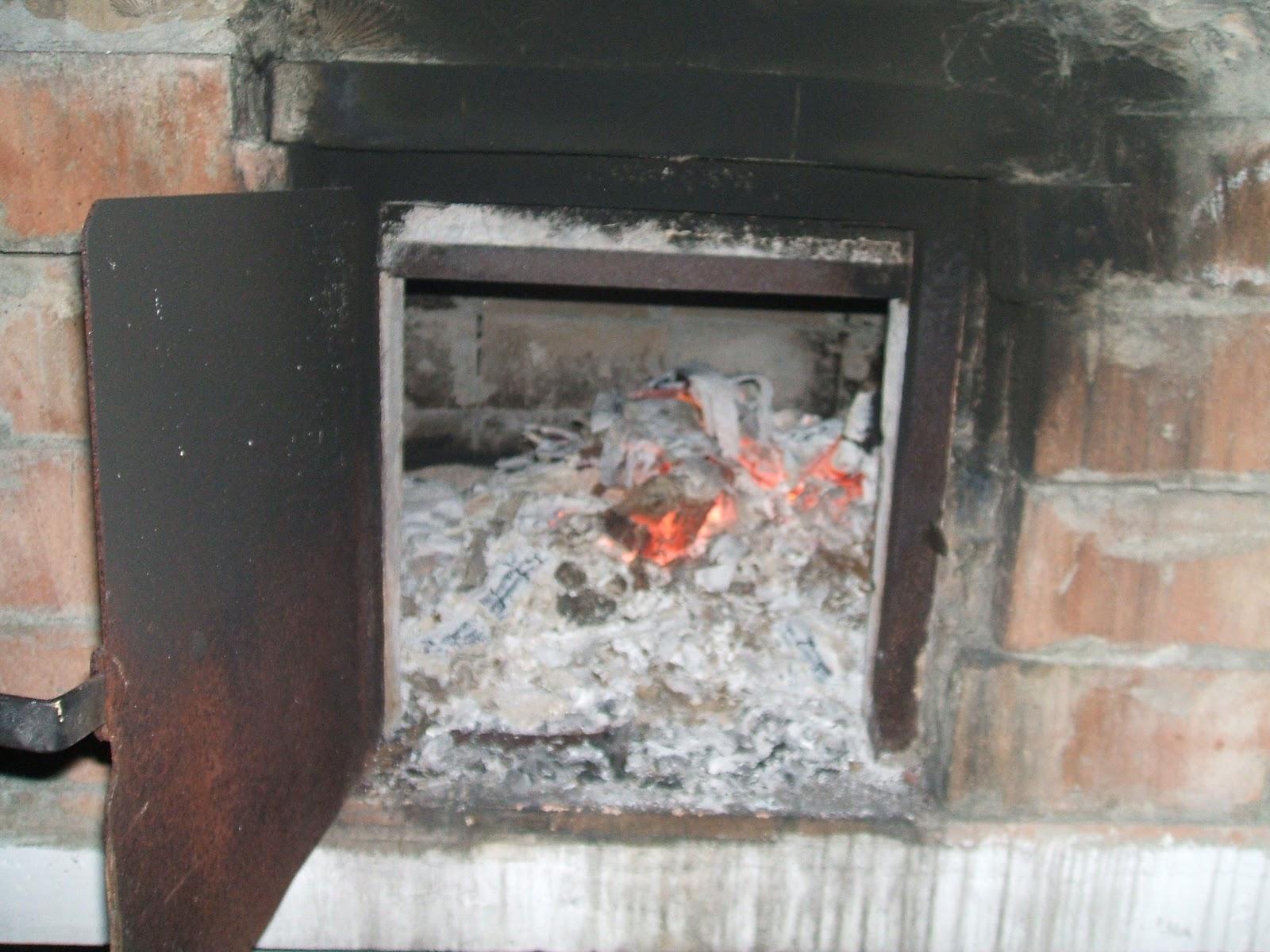 Las cosas de nieves mi horno de le a - Cocinar en horno de lena ...