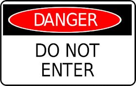 English Genres Contoh Caution 5