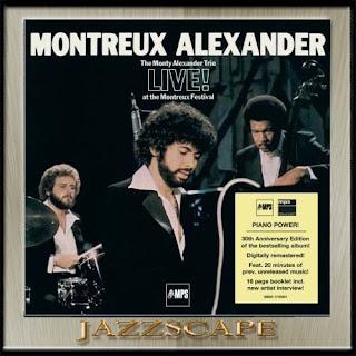 Monty Alexander -  1976 - Live! Montreux Alexander