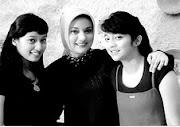 Bella Fawzi, Chikita Fawzi, Marissa Haque