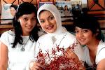 The Fawzi Trio from Pelangi Bintaro, Banten