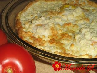 Articole culinare : Tarta de ou si parmezan
