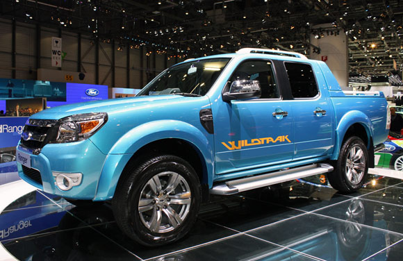 The New 2011 Ford Ranger