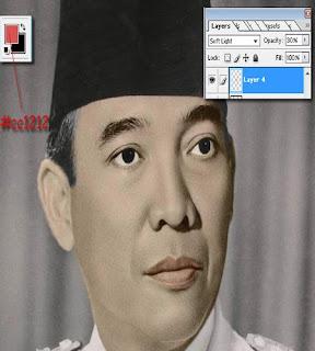Tutorial Photoshop - Membuat Foto Hitam Putih Menjadi Berwarna